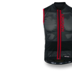 Seljakaitse Hatchey Vest air red